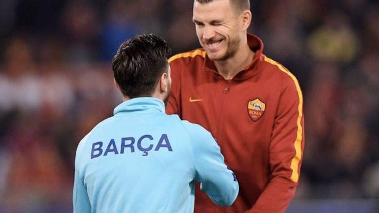 Джеко: Нямаше да вкарам 39 гола без Спалети, благодарение на Ди Франческо отстранихме Барса