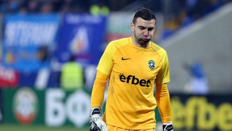Владо Стоянов подписва нов договор с Лудогорец