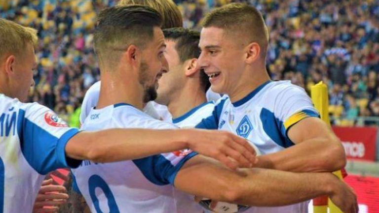 Наполи следи двама младоци от Динамо (Киев)