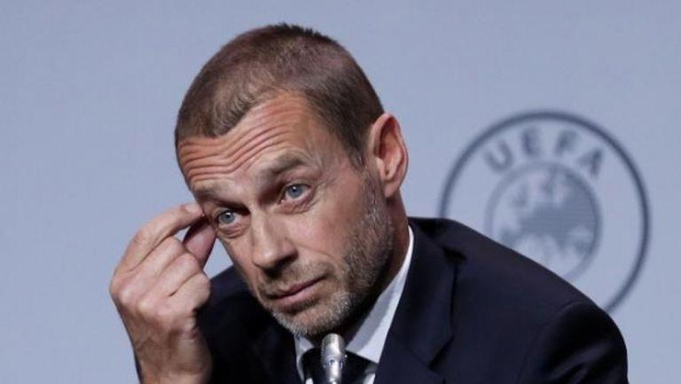 Премиерът на Словения: Заради алчността на Чеферин и УЕФА умряха десетки хиляди
