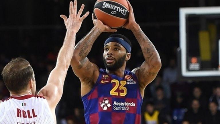 Два отбора от Евролигата проявяват интерес към играч на Барселона