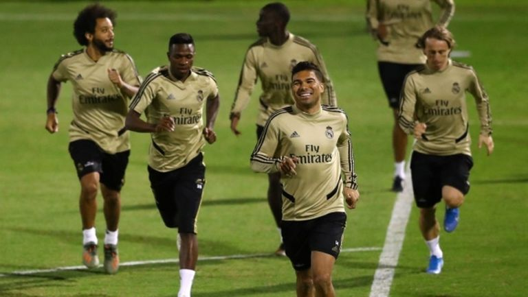 Реал Мадрид също иска да поднови тренировки