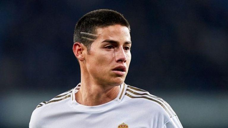 Юнайтед започна преговори за Хамес