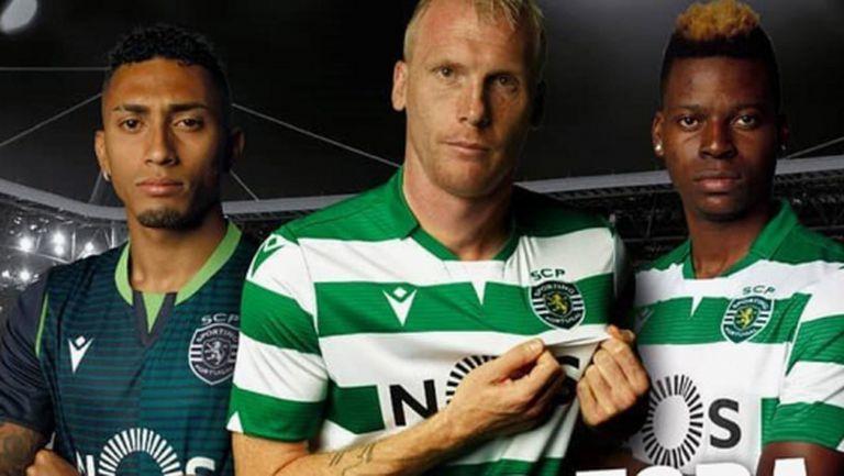 Спортинг (Лисабон) орязва заплатите с 40 процента за 3 месеца