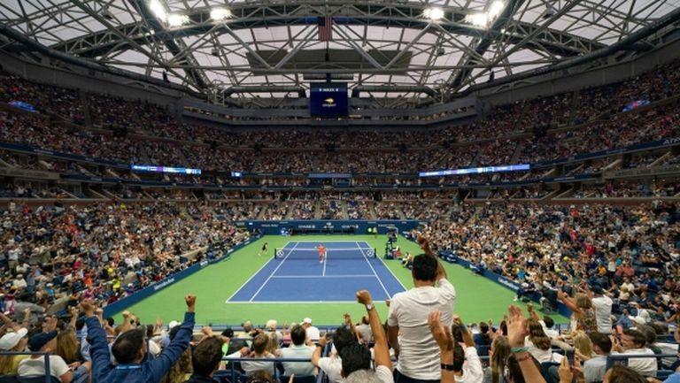 Обмислят вариант US Open да е без публика
