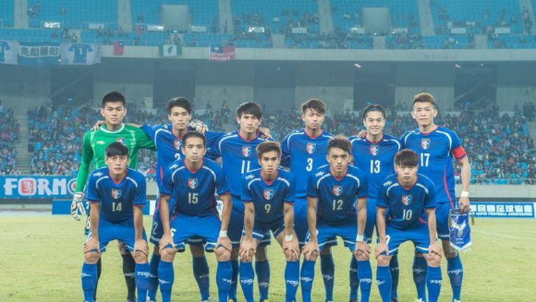 Футболното първенство на Тайван започва на 900 км от Ухан