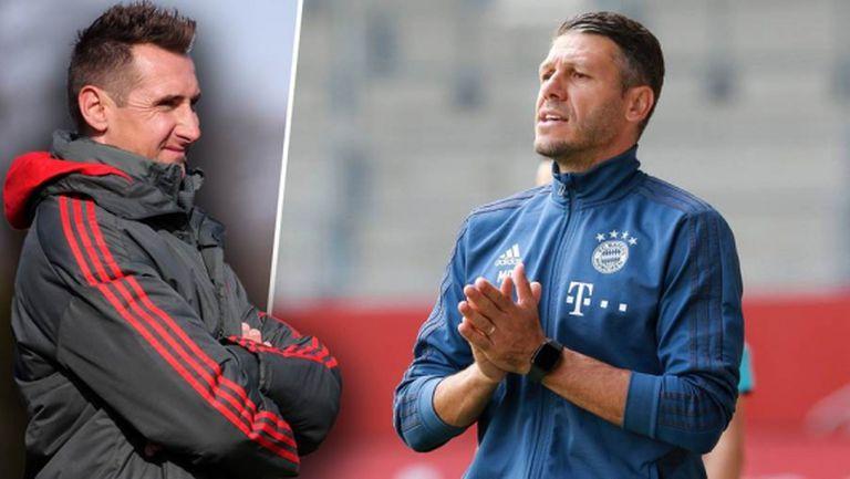 Демикелис: От Клозе ще стане много добър треньор