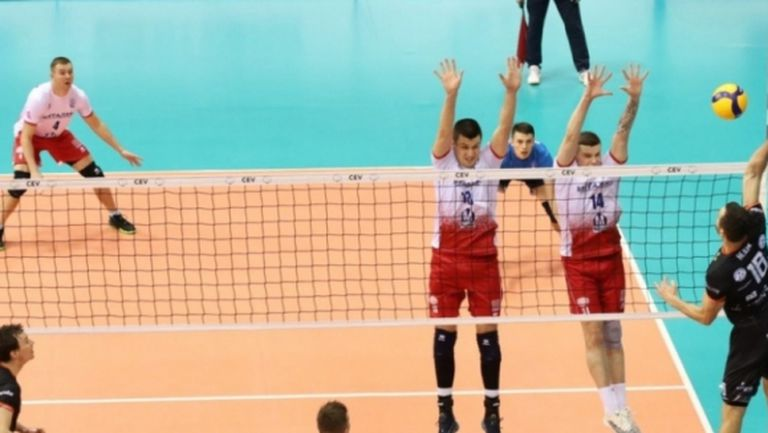 Беларус удължи спиране на волейболните шампионатите до 20 април
