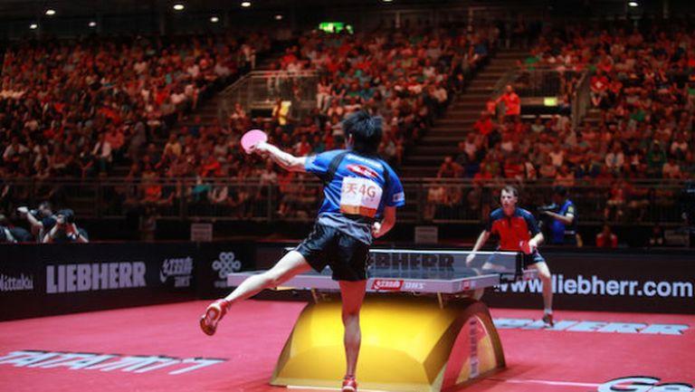 Обмислят отпадане на Световните индивидуални първенства по тенис на маса