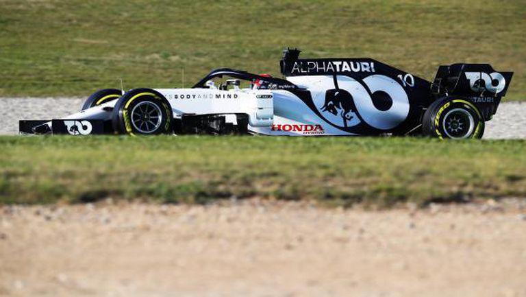 В Алфа Таури очакват тежки моменти, ако сезонът във Формула 1 се състои