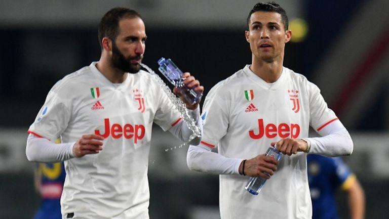 Показателят, по който Игуаин превъзхожда Меси и Роналдо в Ла Лига