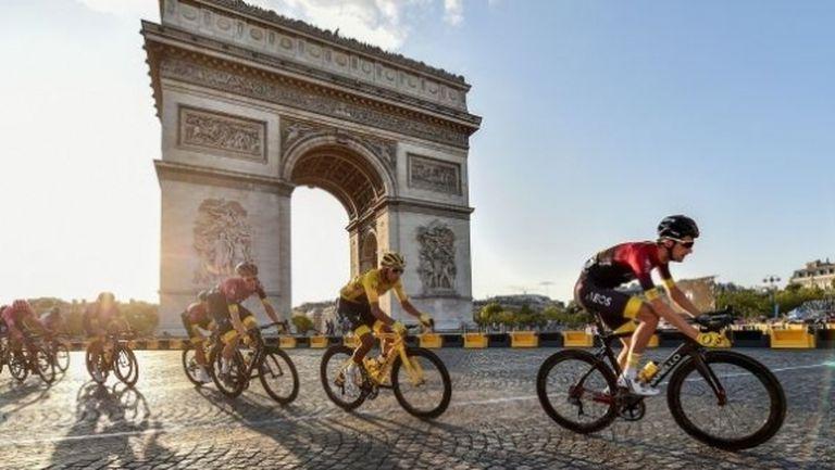 """Отложиха """"Тур дьо Франс"""", твърди """"Екип"""""""