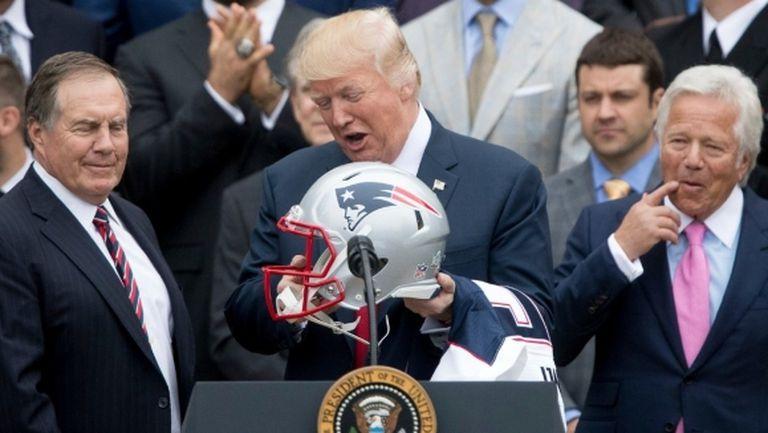 Тръмп: Спортът ни е нужен и трябва да го върнем