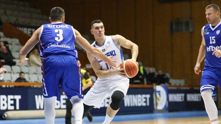 Минчев и Везенков без загуба в БФБ е-баскет лигата, има и първи дисквалифициран