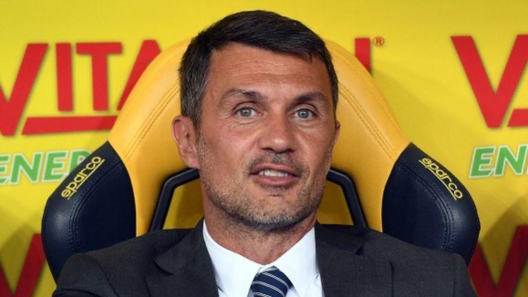 Малдини иска гаранции, за да остане в Милан