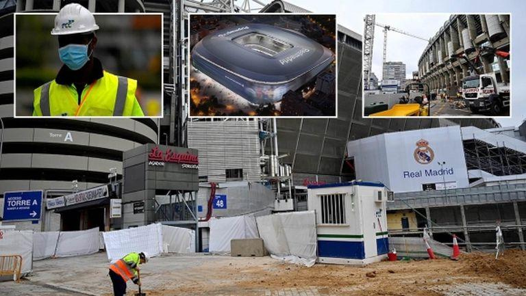 Ще промени ли пандемията плановете на Барса и Реал за реновиране на стадионите?