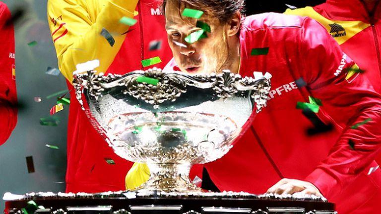 ITF с приятна изненада за тенис феновете