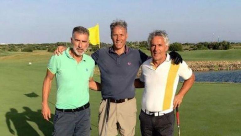Италианска легенда постави Ван Бастен пред Марадона и Платини