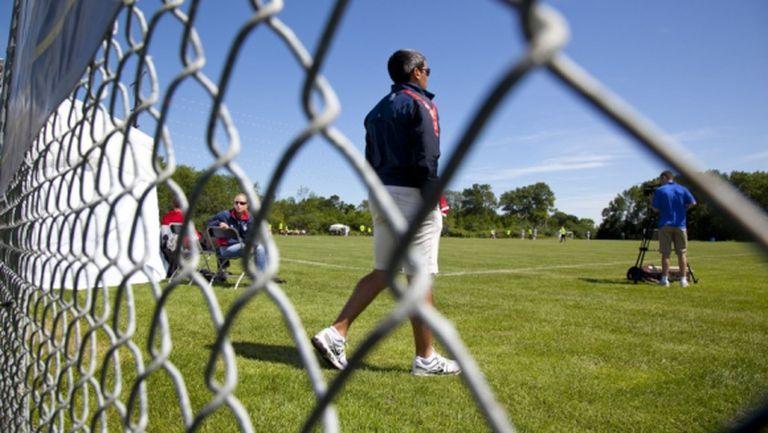 САЩ закри академията си за млади футболисти