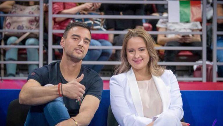"""Християна Тодорова подкрепи благотворителния търг """"Българските спортисти за Калоян"""""""