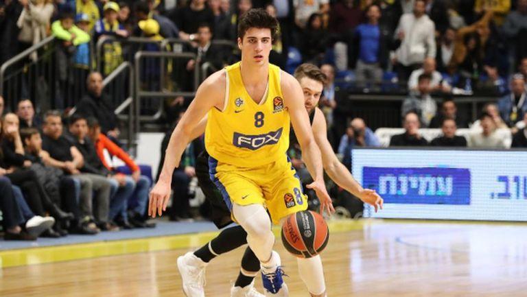 Най-големият европейски талант ще участва в Драфта на НБА