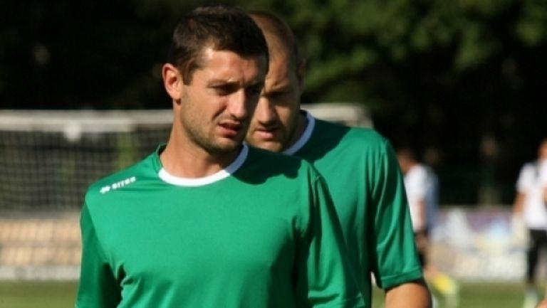 Български футболист се прибра от Косово с дипломатически коридор