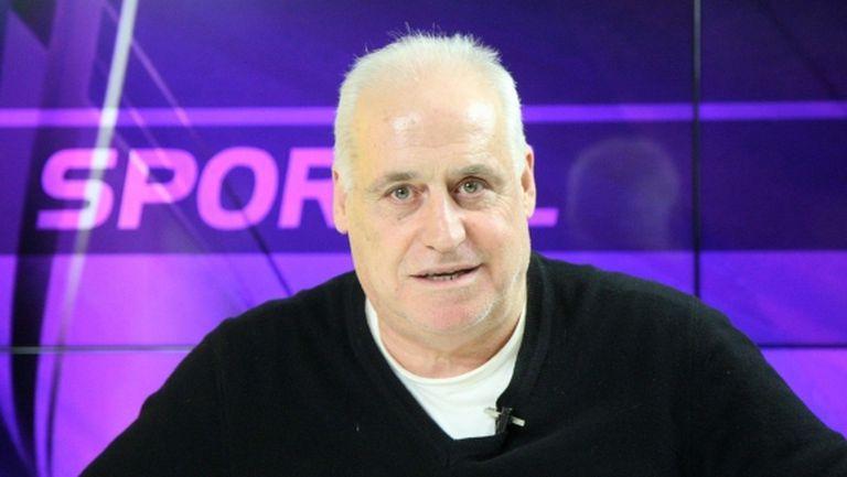 Големият Джеки: Кризата може да помогне на футбола, пазете се - чувам лоши неща от България
