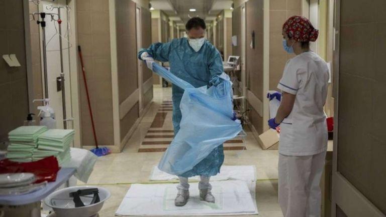 Болница, лекуваща спортисти, става център за борба с COVID-19