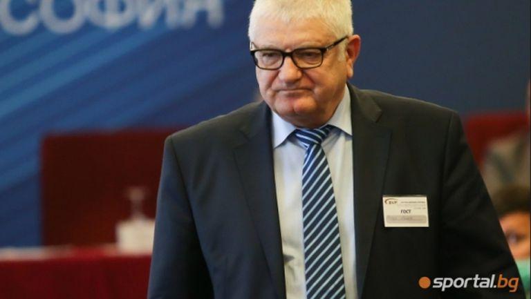 Петър Кънев: След пандемията ще лобирам да се възстановят волейболните клубове