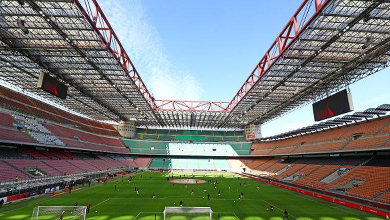 Гравина: Тези, които искат прекратяване на сезона, не харесват футбол или не са италианци