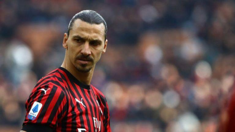 Ибра иска от Милан силни трансфери, за да остане