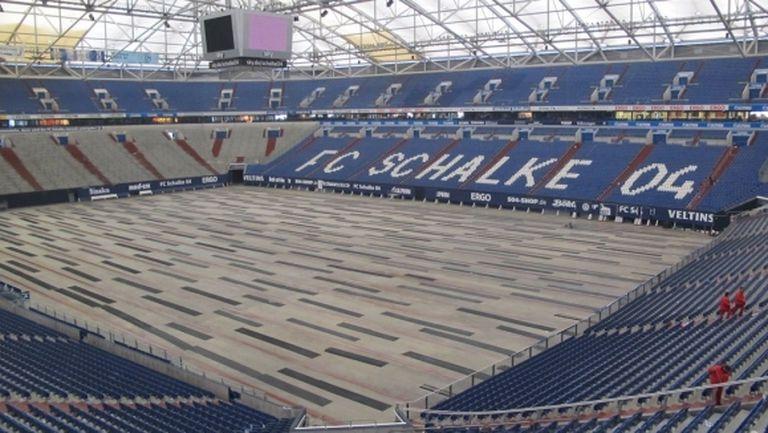 Шалке 04 предложи да подкрепи Германската футболна лига
