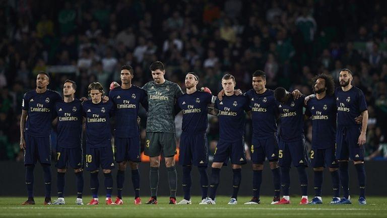 В Мадрид се притесняват, че Барса ще получи титлата