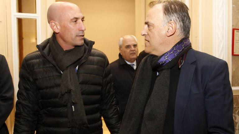 След над 8 часа разговори в Испания постигнаха съгласие за Ла Лига