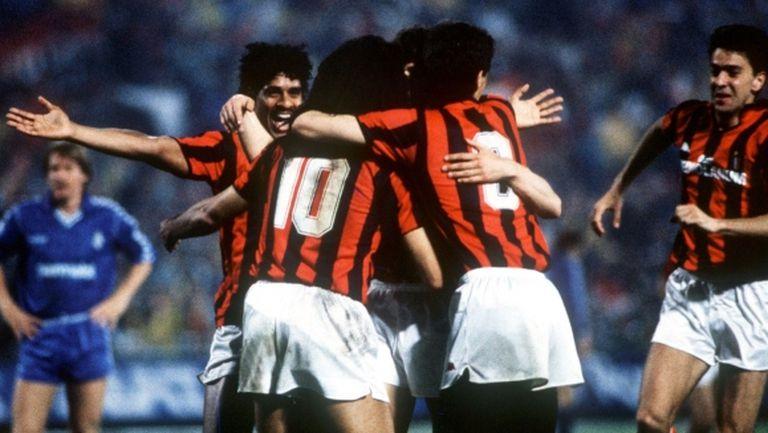 """Преди 31 години """"холандският"""" Милан зашлеви плесница на Реал Мадрид"""
