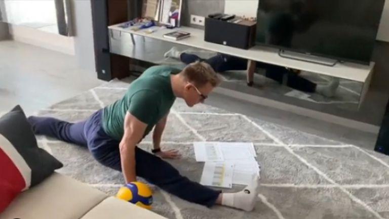 Селекционерът на Русия представи ново предизвикателство (видео)