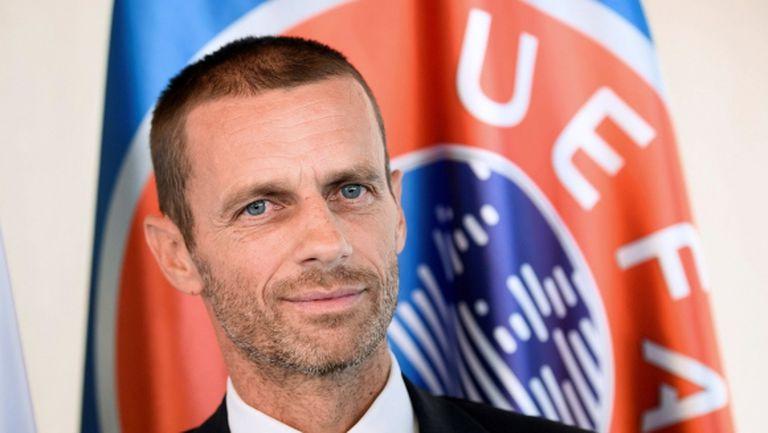 Босът на УЕФА: Спокойно, футболът ще се завърне и пак ще ви радва