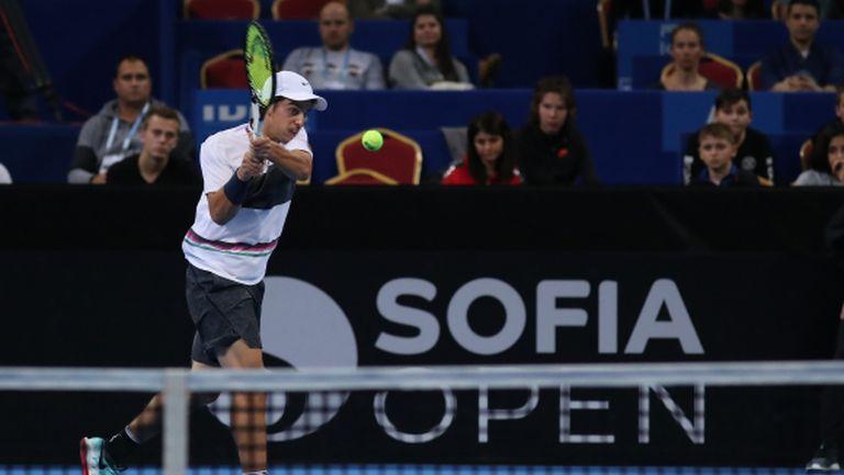 Българско участие в демонстративен тенис турнир във Флорида (видео)