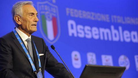 Няма как да съм гробокопачът, ясен е президентът на италианския футбол