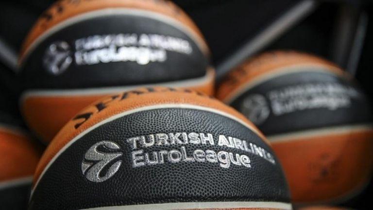 Редовният сезон в Евролигата трябва да се доиграе, преди да се мисли за плейофи