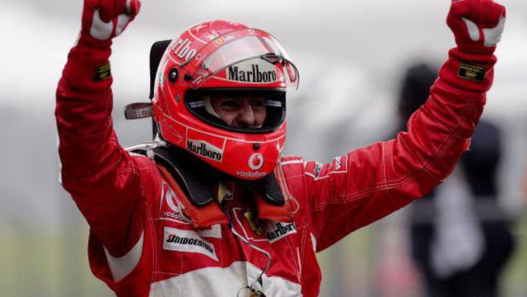 Еди Джордан: Шумахер е най-успешният, но не е най-великият в историята на Формула 1