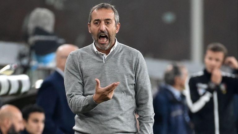 Обвиниха Милан за неуспеха на Джампаоло