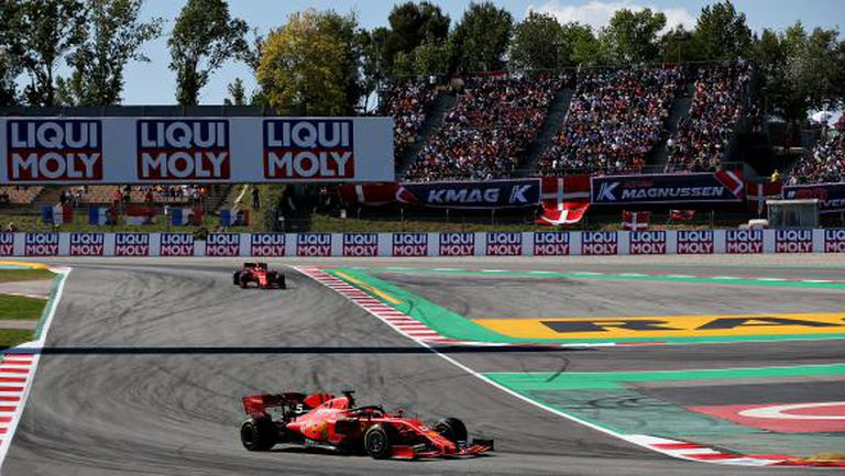 Гран При на Испания може да се проведе без зрители при едно условие