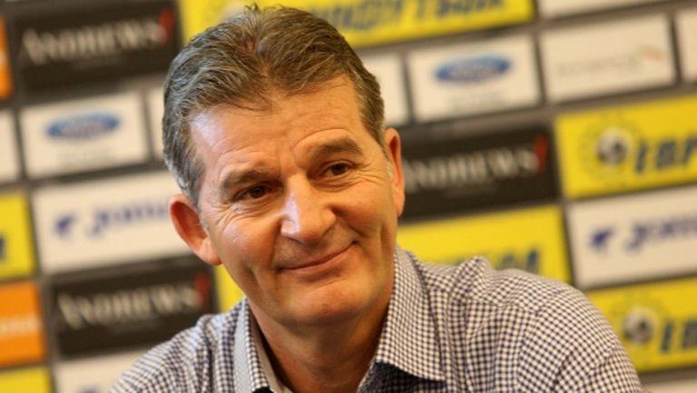 Костадинов: БФС ще помогне на клубовете