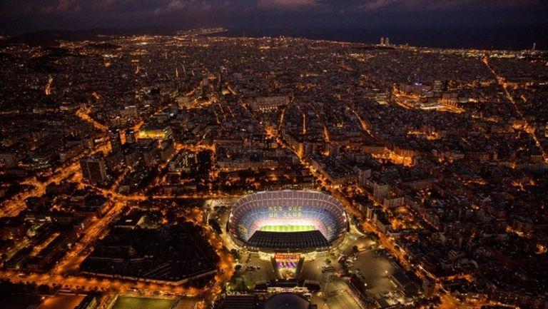 Барселона ще продаде името на стадиона с благотворителна цел в борбата с коронавируса