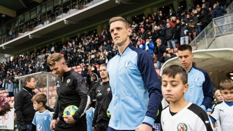 Швеция се готви за старт на футбола със зрители на трибуните