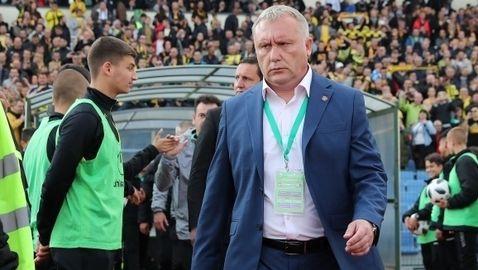 Иван Кочев влиза в щаба на Николай Киров