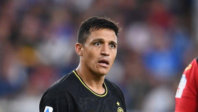 Алексис Санчес травматизиран от престоя си в Интер