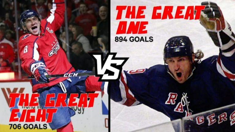 Грецки и Овечкин премериха сили в онлайн-играта NHL 20