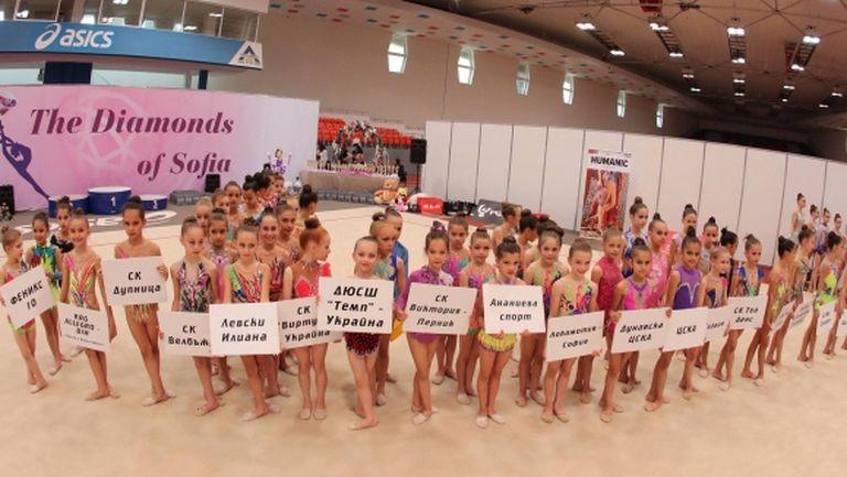 Два международни турнира по художествена гимнастика в България се отлагат заради COVID-19